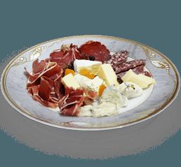 Cheese & Cold Cuts Combo Platter First Class Bangkok