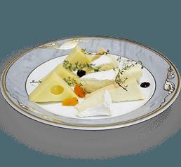 French Cheese Platter First Class Bangkok