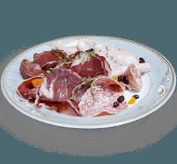 Italian Cold Cuts Platter First Class Bangkok