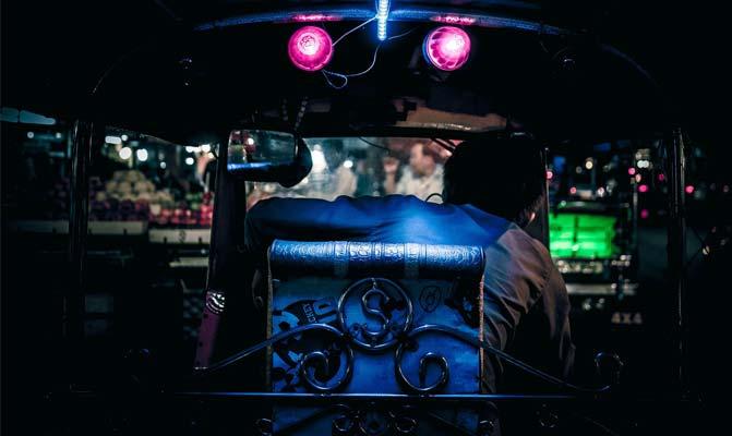 tuk tuk Thailand First Class Bangkok Limousine