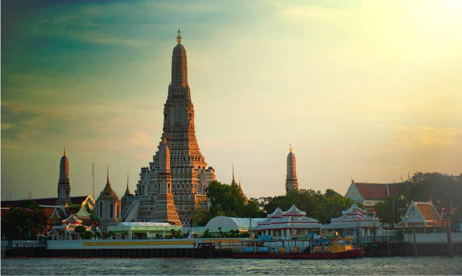 Bangkok Attraction Sightseeing
