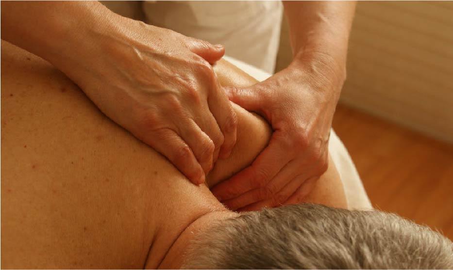 Bangkok Attraction Thai massage